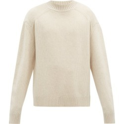 Jil Sander - Dropped-sleeve Wool Sweater - Mens - Beige found on Bargain Bro UK from Matches UK