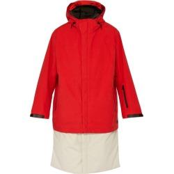 Templa - 3l Tombra Cotton-blend Coat - Mens - Red