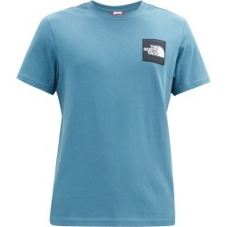 The North Face - Snow Maven Cotton-jersey T-shirt - Mens - Blue found on Bargain Bro Philippines from Matches Global for $30.00
