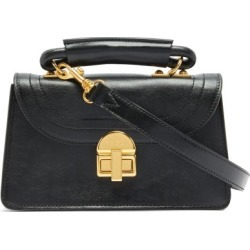 Marni - Juliette Leather Handbag - Womens - Black found on Bargain Bro from Matches UK for £1338