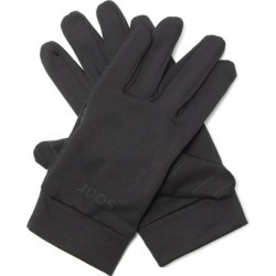 Soar - Silicon-print Thermal Gloves - Mens - Black found on Bargain Bro Philippines from Matches Global for $43.00
