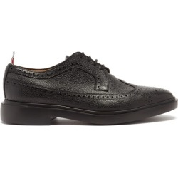 Thom Browne - Richelieus longwing en cuir grainé texturé found on Bargain Bro Philippines from matchesfashion.com fr for $871.00