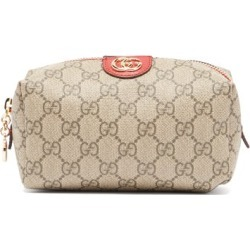 Gucci - Ophidia Gg Supreme Canvas Make-up Bag - Womens - Grey Multi found on Bargain Bro India from Matches Global for $370.00