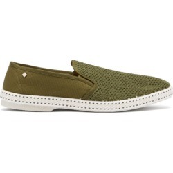 Rivieras - Mocassins en toile Classic 20° found on Bargain Bro from matchesfashion.com fr for USD $59.28