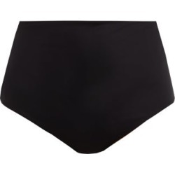 Mara Hoffman - Lydia High-rise Bikini Briefs - Womens - Black found on MODAPINS from Matches Global for USD $146.00