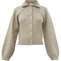 Lemaire - Collared Wool Cardigan - Womens - Grey found on MODAPINS from Matches Global for USD $999.00