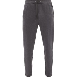 Falke Ess - Slim-fit Cotton-blend Track Pants - Mens - Dark Grey found on Bargain Bro India from Matches Global for $160.00