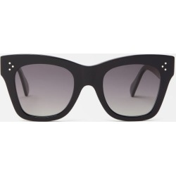 Celine Eyewear - Square Acetate Sunglasses - Womens - Black found on Bargain Bro UK from Matches UK