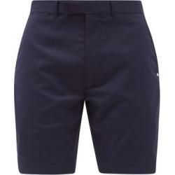 Polo Ralph Lauren - Mid-rise Twill Slim-leg Shorts - Mens - Navy found on Bargain Bro UK from Matches UK