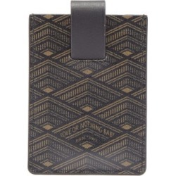 Métier - Logo-print Coated-canvas Wallet - Mens - Black Multi found on Bargain Bro India from Matches Global for $225.00