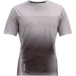Soar - Hot Weather Technical-mesh Running T-shirt - Mens - Grey found on Bargain Bro India from MATCHESFASHION.COM - AU for $81.92