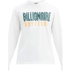 Billionaire Boys Club - Logo-print Cotton-jersey T-shirt - Mens - White found on MODAPINS from Matches Global for USD $119.00