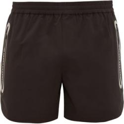 Blackbarrett By Neil Barrett - Reflective-trim Performance Shorts - Mens - Black Multi found on Bargain Bro UK from Matches UK