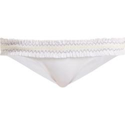 Heidi Klein - Deia Bikini Briefs - Womens - White Multi found on Bargain Bro UK from Matches UK