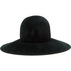 Lola Hats - Biba Wide-brimmed Felt Hat - Womens - Dark Green
