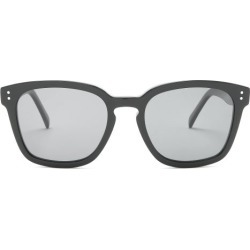 Celine Eyewear - Square Acetate Sunglasses - Mens - Black found on Bargain Bro from Matches Global for USD $319.20