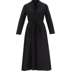 S Max Mara - Carlos Shirt Dress - Womens - Black found on Bargain Bro India from MATCHESFASHION.COM - AU for $1060.63