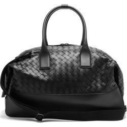Bottega Veneta - Intrecciato Leather Holdall Bag - Mens - Black found on Bargain Bro UK from Matches UK