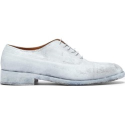 Maison Margiela - Chaussures oxford en cuir peint found on Bargain Bro Philippines from matchesfashion.com fr for $460.20