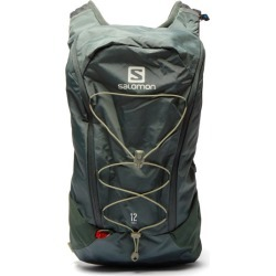 Salomon - Agile 12 Technical Backpack - Mens - Dark Green found on Bargain Bro India from MATCHESFASHION.COM - AU for $95.84