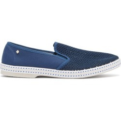 Rivieras - Mocassins en toile Classic found on Bargain Bro from matchesfashion.com fr for USD $59.28
