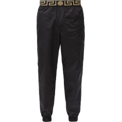 Versace - Greco-jacquard Technical Track Pants - Mens - Black Multi found on Bargain Bro Philippines from Matches Global for $425.00