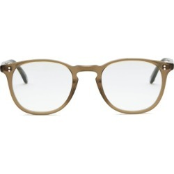 Garrett Leight - Kinney Acetate And Stainless-steel Glasses - Mens - Beige found on MODAPINS from Matches UK for USD $342.04