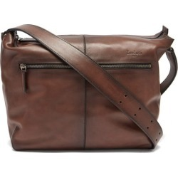 Berluti - Amplitude Leather Messenger Bag - Mens - Brown found on MODAPINS from Matches Global for USD $3550.00
