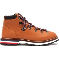 Moncler - Bottes en cuir lacées Peak found on Bargain Bro Philippines from matchesfashion.com fr for $812.50
