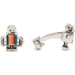 Paul Smith - Robot Artist-stripe Cufflinks - Mens - Multi found on Bargain Bro UK from Matches UK