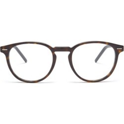 Dior Homme Sunglasses - Technicity Round Acetate Glasses - Mens - Tortoiseshell found on Bargain Bro UK from Matches UK