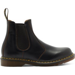 Dr. Martens - Vintage 2976 Leather Chelsea Boots - Mens - Black found on MODAPINS from Matches UK for USD $262.81