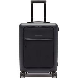 Horizn Studios - M5 Smart Hardshell Cabin Suitcase - Mens - Dark Blue found on MODAPINS from MATCHESFASHION.COM - AU for USD $374.10
