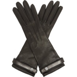 Burberry - Leather Gloves - Womens - Black found on Bargain Bro India from Matches Global for $460.00