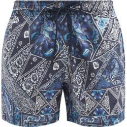 Etro - Paisley Montage-print Swim Shorts - Mens - Navy found on Bargain Bro UK from Matches UK
