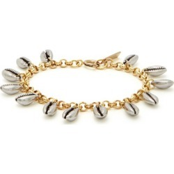 Isabel Marant - Amer Shell-charm Chain Bracelet - Womens - Silver found on Bargain Bro from Matches UK for £70