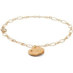 Alighieri - L'ami 24kt Gold Plated Anklet - Womens - Gold found on MODAPINS from Matches Global for USD $180.00