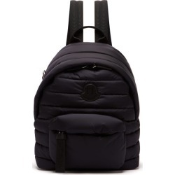 Moncler - Quilted Backpack - Mens - Navy found on Bargain Bro UK from Matches UK