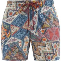 Etro - Paisley Montage-print Swim Shorts - Mens - Multi found on Bargain Bro UK from Matches UK
