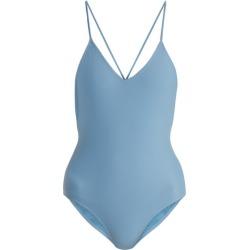 Ephemera - Laced Back Swimsuit - Womens - Blue found on Bargain Bro UK from Matches UK