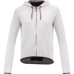 Café Du Cycliste - Solenne Hooded Performance Sweatshirt - Mens - Grey found on Bargain Bro Philippines from Matches Global for $204.00
