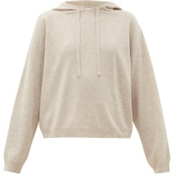 Allude - Pull en laine mélangée à capuche found on MODAPINS from matchesfashion.com fr for USD $322.40