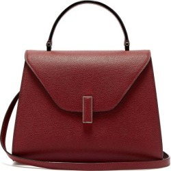 Valextra - Iside Medium Grained-leather Bag - Womens - Burgundy found on Bargain Bro from MATCHESFASHION.COM - AU for USD $3,466.80