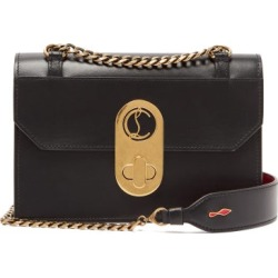 Christian Louboutin - Elisa Small Leather Cross-body Bag - Womens - Black found on Bargain Bro Philippines from Matches Global for $2050.00