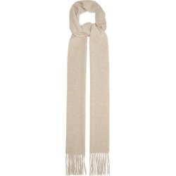 Acne Studios - Canada Skinny Wool Scarf - Womens - Beige found on Bargain Bro UK from Matches UK