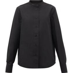 Jil Sander - Monday P.m. Cotton-faille Shirt - Womens - Black found on Bargain Bro UK from Matches UK