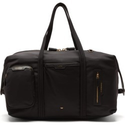 Anya Hindmarch - In-flight Multi-pocket Recycled-fibre Holdall - Womens - Black found on MODAPINS from MATCHESFASHION.COM - AU for USD $977.58