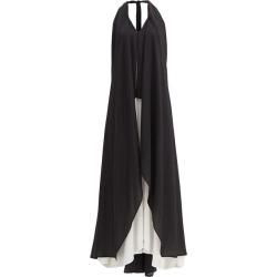 Kalita - Robe dos-nu en crêpe de soie Nightingale found on MODAPINS from matchesfashion.com fr for USD $1424.80
