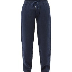 Vilebrequin - Linen Trousers - Mens - Navy found on Bargain Bro UK from Matches UK