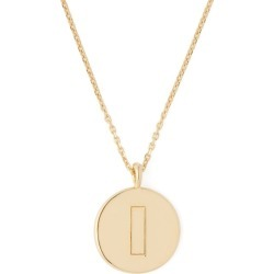 Theodora Warre - I-charm Pendant Gold-plated Necklace - Womens - Gold found on Bargain Bro from Matches UK for £112